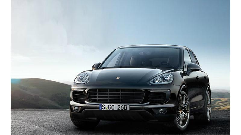 Porsche Cayenne S Platinum Edition launched at Rs 1.27 Crore