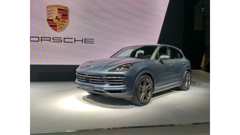 New-gen Porsche Cayenne to get a diesel engine option