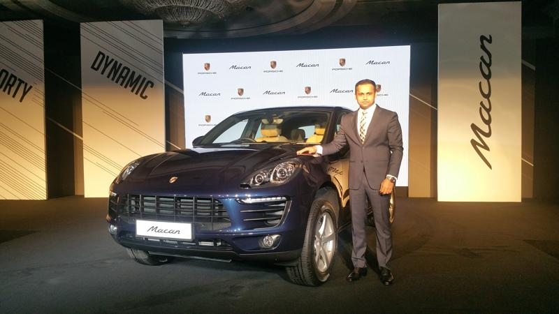 Porsche launches new Macan R4 at Rs 76.84 lakh