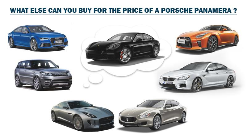 Porsche Panamera Turbo - What else can you buy at a similar price?