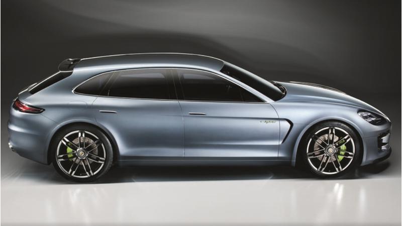 Porsche's Panamera station wagon may debut at the Geneva Motor Show