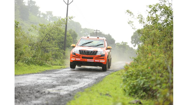 Gaurav Gill claims top honours for the Rally of Maharashtra