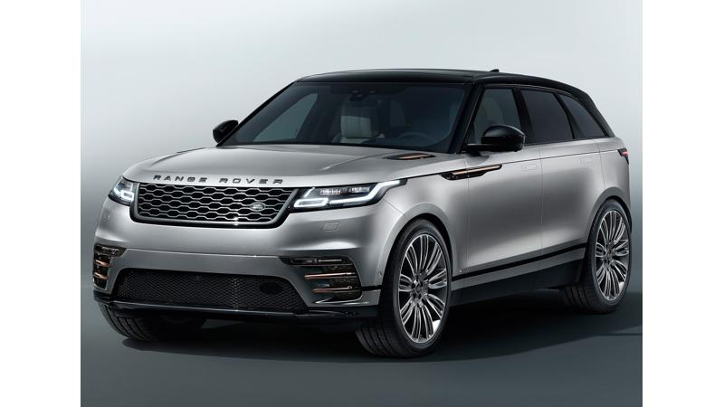 Range Rover Velar to be officially unveiled in India tomorrow