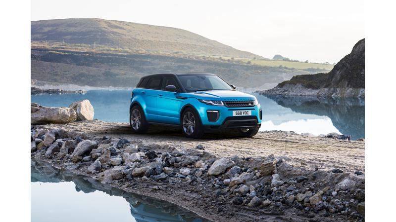 Range Rover Evoque Landmark Edition introduced in India at Rs 50.20 lakhs