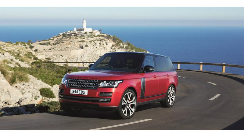 Land Rover launches Range Rover SVAutobiography Dynamic in India