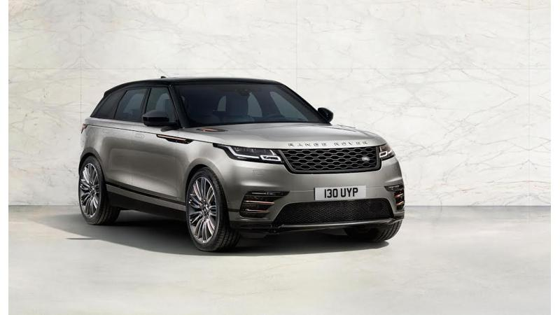 2017 Range Rover Velar preview
