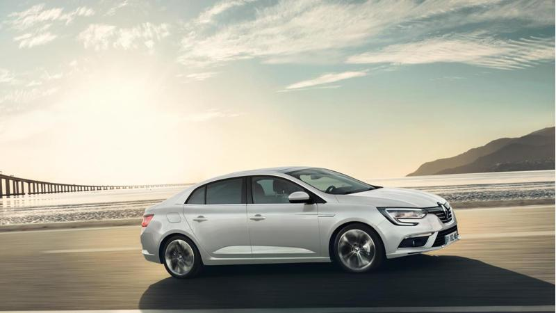 Is this the new 2016 Renault Fluence?