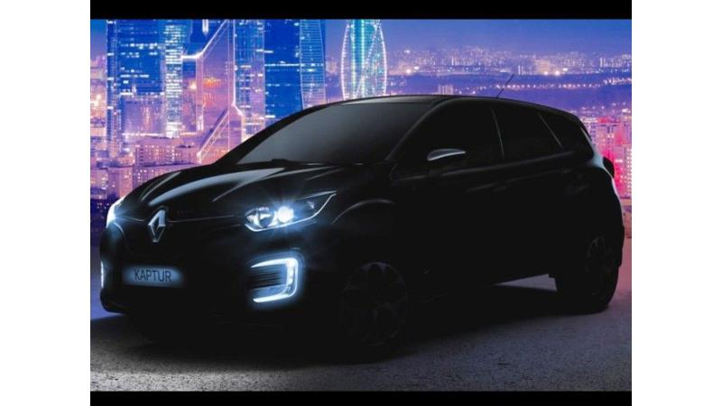 Renault might begin testing the Kaptur soon in India