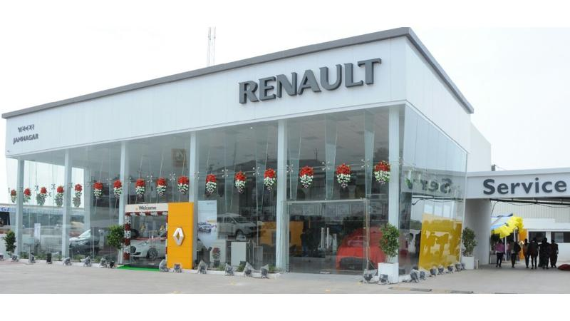 Renault expands its network across the country