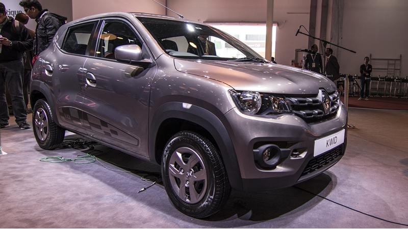 India-made Renault Kwid to be exported in Nepal
