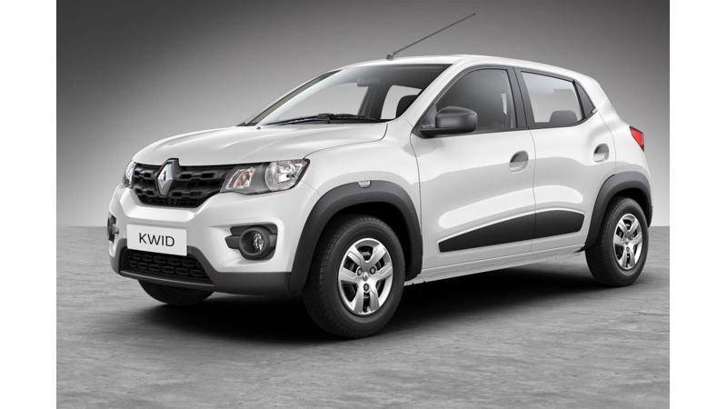 Renault Kwid production on halt since May 11