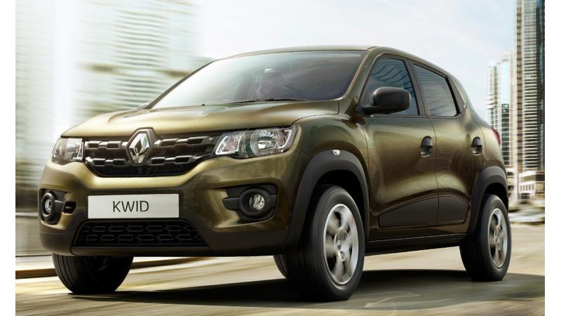 Renault Kwid variant likely to launch before 2016 first half