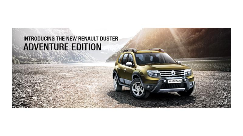 Renault introduces Duster Adventure Edition