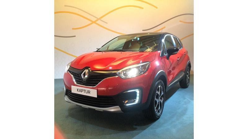 Renault Kaptur production begins in Russia