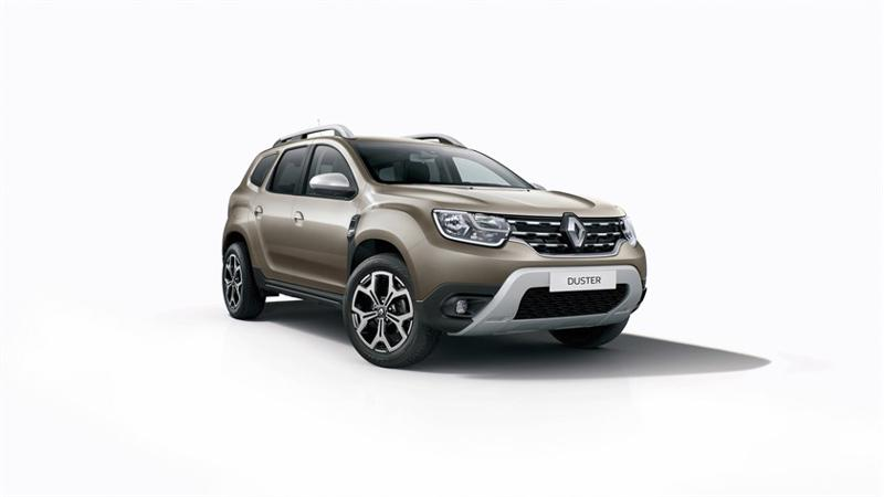Renault reveals the new-generation Duster