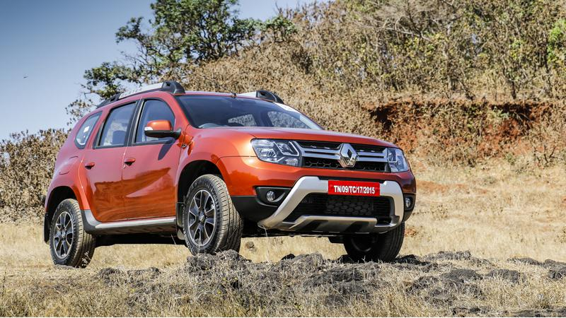 Renault India offering heavy discounts on the Duster
