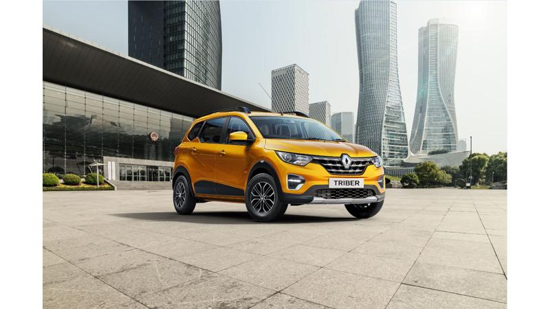 Renault Triber launched in India at Rs 4.95 lakhs
