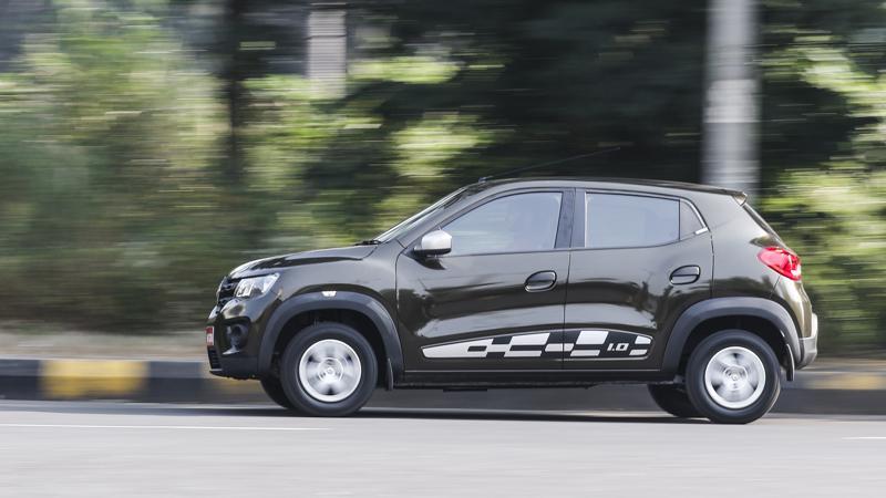 Renault Kwid crosses one lakh sales in India