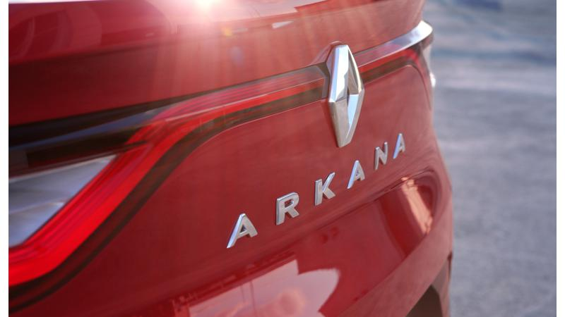 Renault to unveil Arkana crossover tomorrow