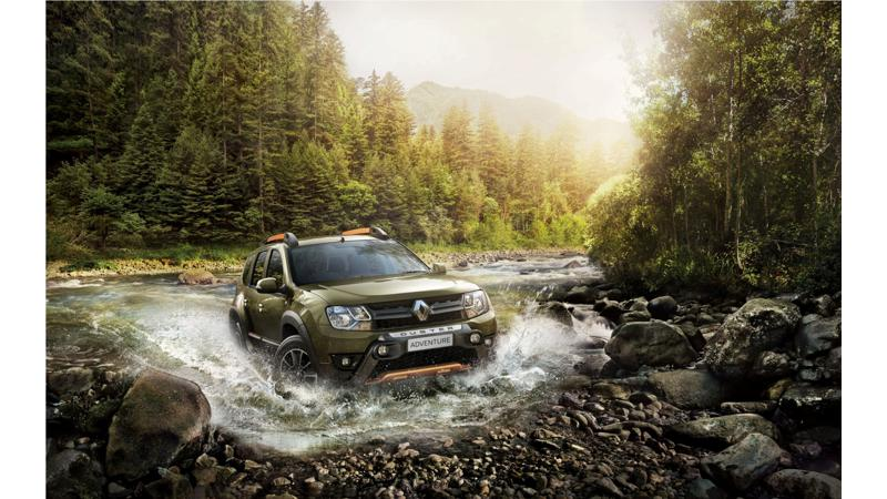 Renault launches Duster Adventure edition at Rs 9.64 lakh