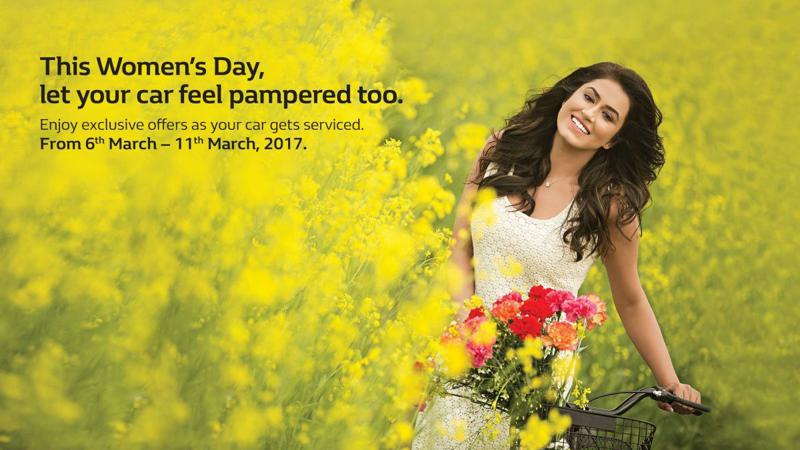 Renault India formulates special offers for International Women's Day