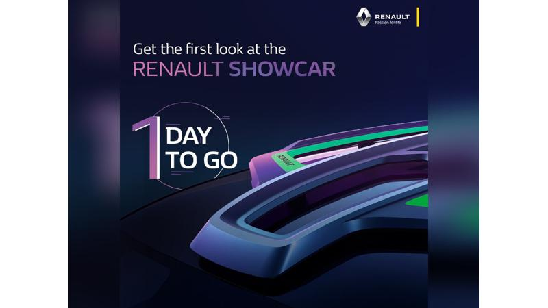 New Renault Kiger compact SUV teased online