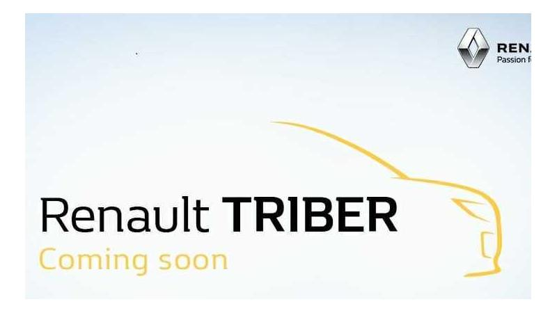 Renault RBC is christened as the Triber