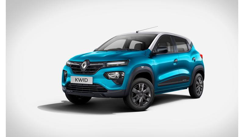Renault Kwid Neotech -  Top-five features