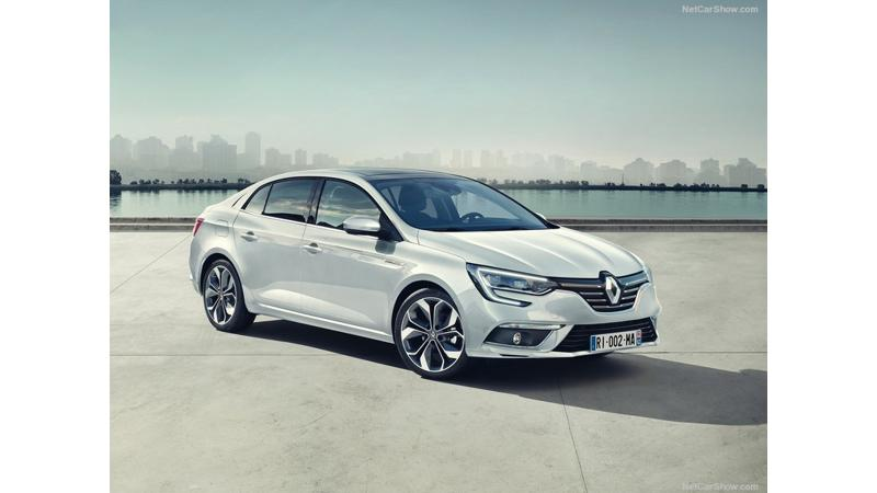 Renault Megane Sedan being considered for India