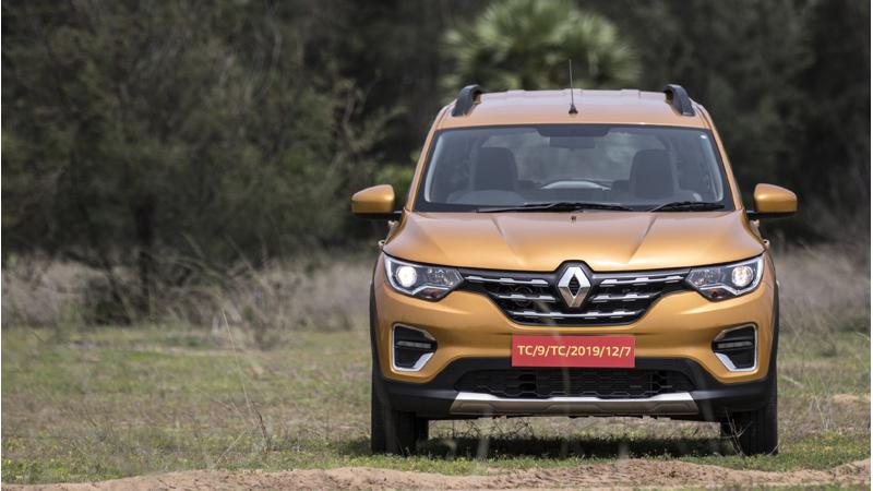 Renault Triber to be launched in India on 28 August; Bookings to open soon
