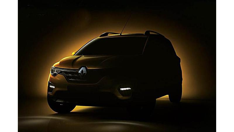 Renault Triber to be under four-metres
