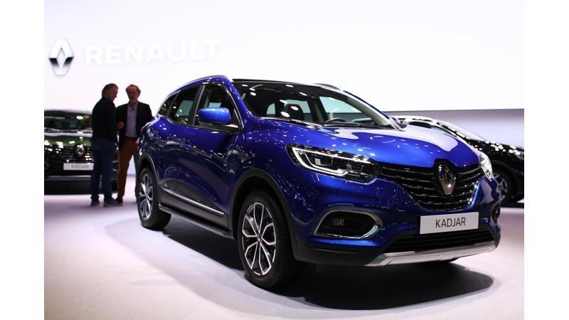 2018 Paris Motor Show: Renault Kadjar mid-life update hints at updates for Indian Captur