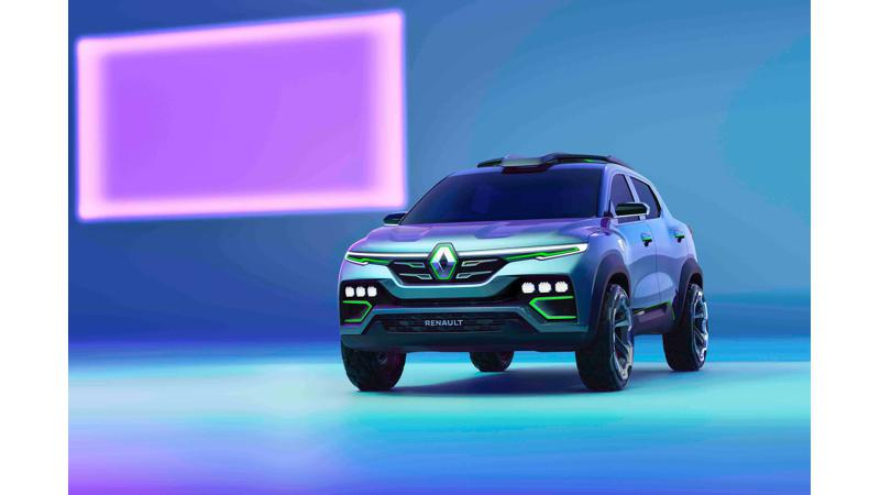 Renault Kiger to be unveiled tomorrow