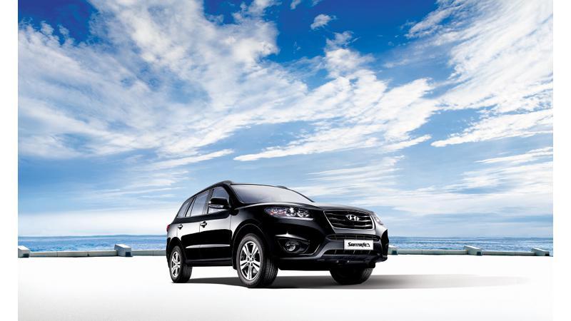 Revamped Hyundai Santa Fe likely to be showcased at Auto Expo 2014