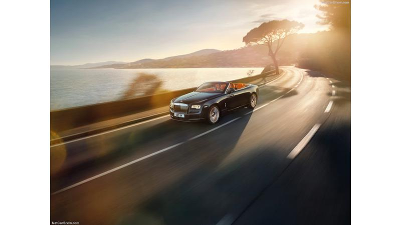 Rolls-Royce Dawn convertible to be launched in India tomorrow