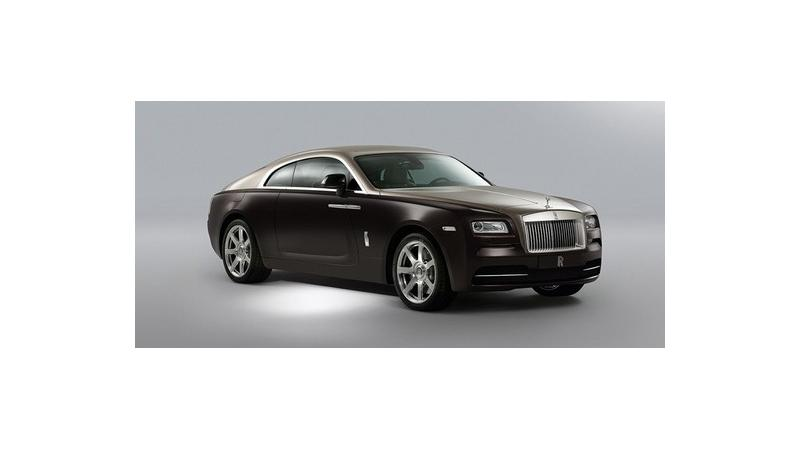 Enthusiasts look forward to Rolls Royce Wraith's launch in August