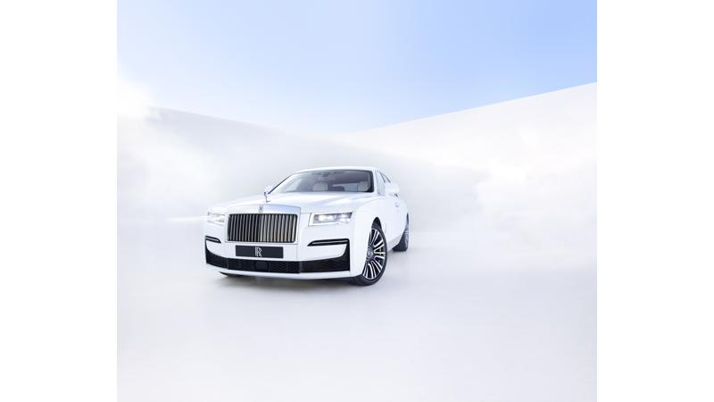 Rolls-Royce introduces all-new Ghost