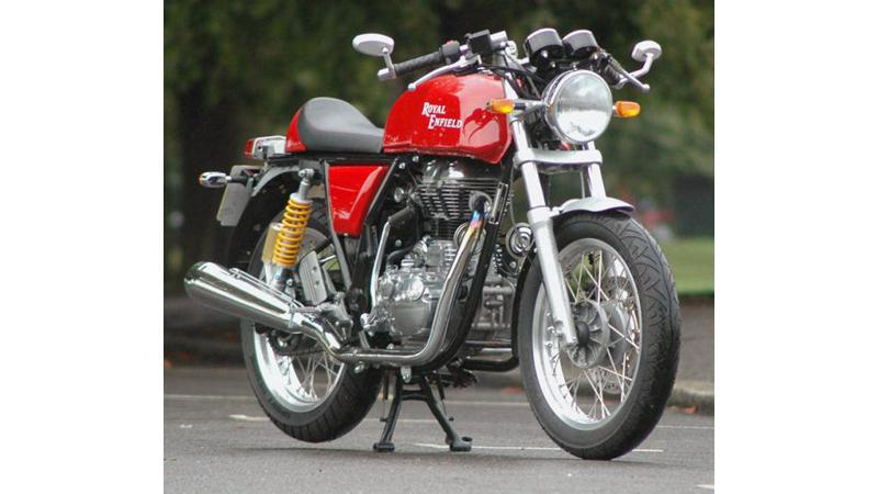 Royal Enfield Continental GT to get 650cc twin-cylinder engine