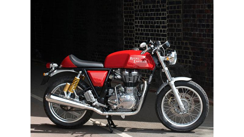 Royal Enfield Continental GT all set for Indian launch