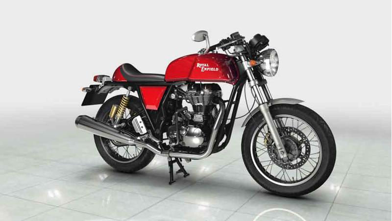 Royal Enfield Continental GT to be introduced today