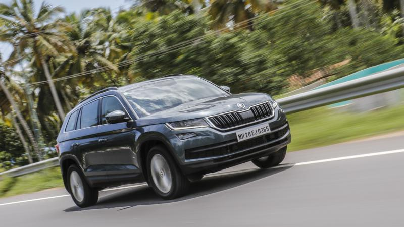 Skoda Kodiaq and Toyota Fortuner specification comparison
