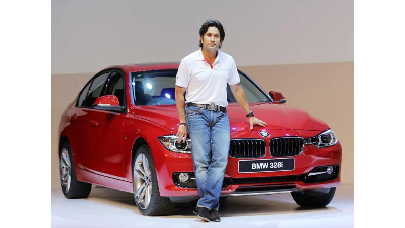 Sachin Tendulkar turns 40, is as passionate about cars as cricket