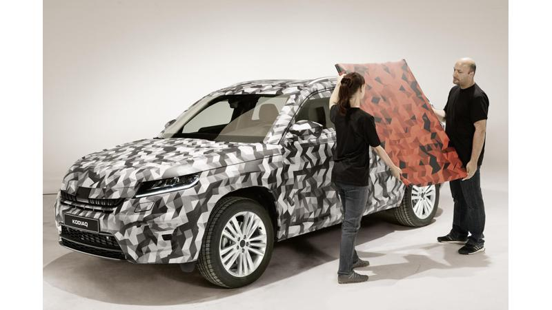Skoda Kodiaq to appear at this year's Tour de France finale