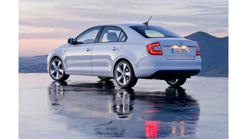 Skoda might launch the Rapid facelift in August this year