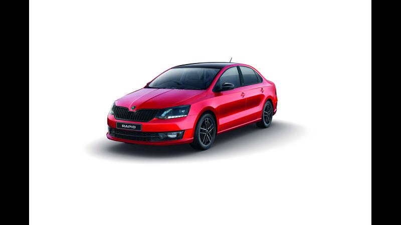 Skoda Rapid Monte Carlo edition officially launched at Rs 10.75 lakh