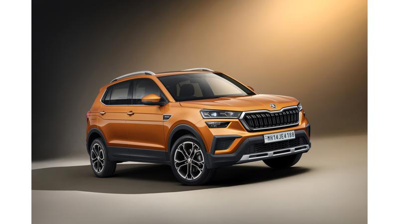 2021 Skoda Kushaq breaks cover; to be launched in India later this year