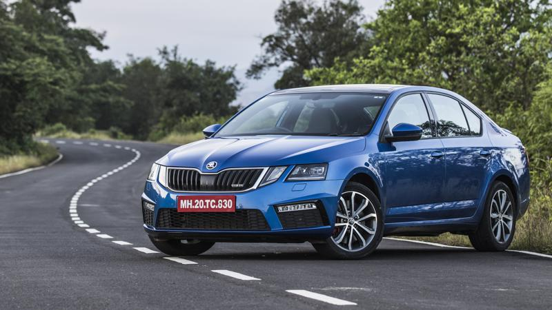 Skoda Octavia RS expected to be launched this month end