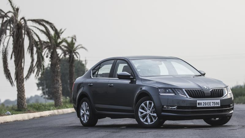 Skoda Octavia Facelift India launch on July 13