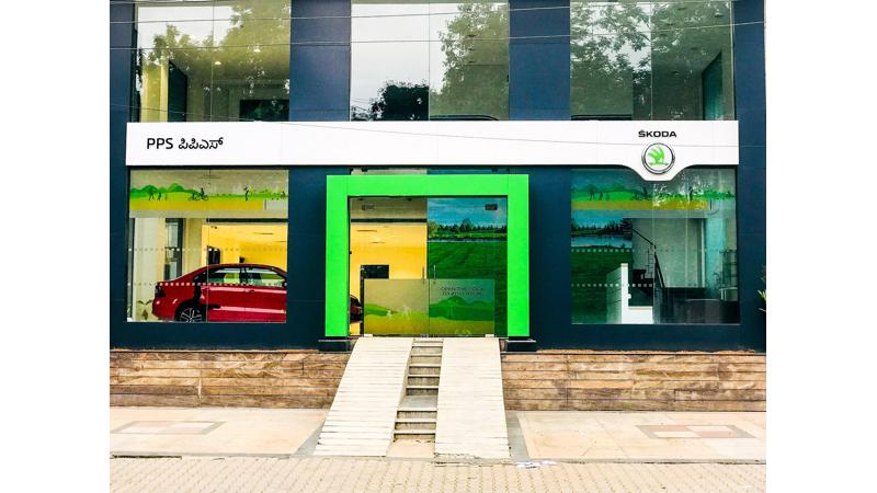 Skoda Auto opens third dealership facility in Bengaluru