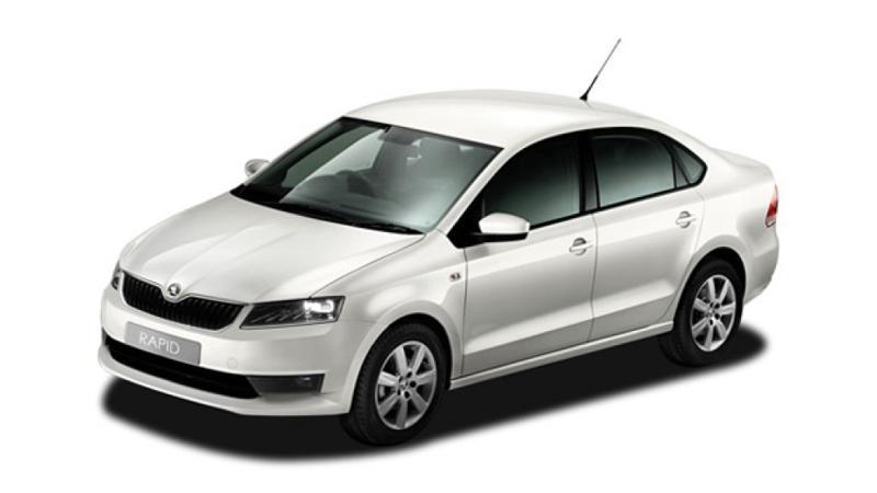 New deal declared on Skoda Rapid sedan